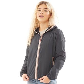 Hunter Womens Original Shell Jacket Navy