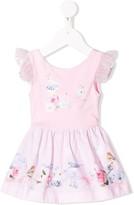 Lapin House Spring ruffle dress