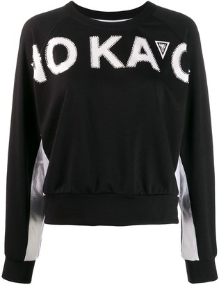 NO KA 'OI Logo Sweater