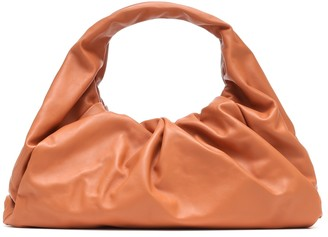 Bottega Veneta The Shoulder Pouch Medium leather tote