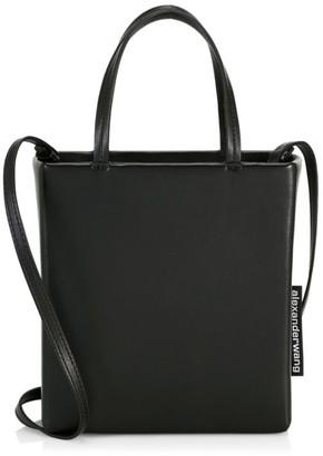 Alexander Wang Mini She.E.O. Leather Shopper