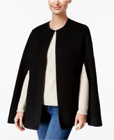 Vince Camuto Solid Cape