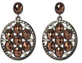 Amrita Singh Crystal & Resin Earrings.
