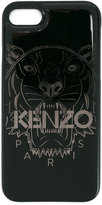 Kenzo tiger-printed iPhone 7 case - men - PVC - One Size