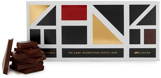 Harvey Nichols 69% Dark Chocolate Bar - The Dark, Interesting, Exotic One 85g