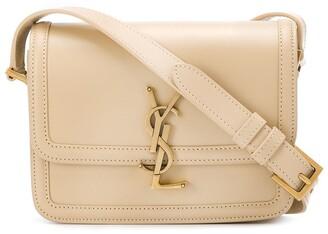 Saint Laurent small Solferino satchel box bag