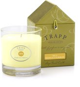 Tuberose Trapp Signature Home Collection No. 8 Fresh Cut Poured Candle, 7-Ounce