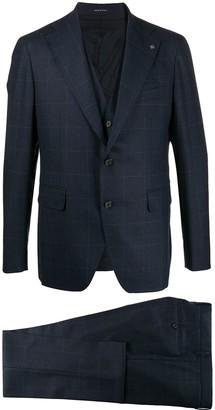 Tagliatore Two-Piece Wool Suit