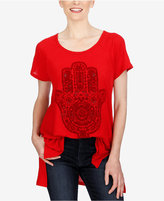 Lucky Brand Graphic Tunic