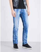 Replay Grover Slim-fit Straight Jeans