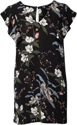 M&Co Izabel floral t-shirt dress