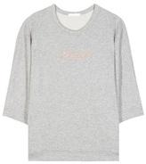 Chloé Embroidered Sweatshirt