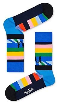 Happy Socks Legend Crossing Beatles Socks