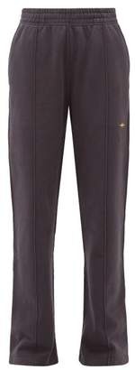 Phipps - Organic Cotton-jersey Track Pants - Womens - Navy