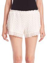 T-Bags LosAngeles Los Angeles Crochet Shorts