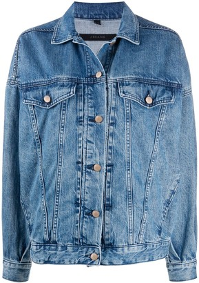 J Brand Drew denim jacket