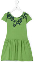Nice Things floral print dress - kids - Cotton - 4 yrs