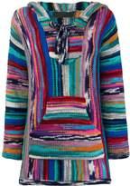 The Elder Statesman Baja-style pullover