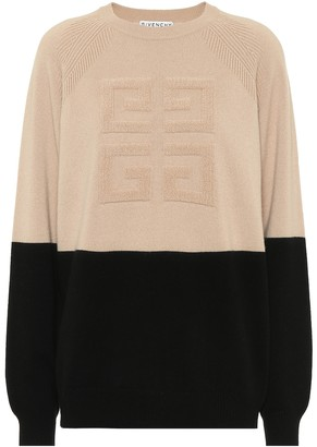 Givenchy 4G cashmere sweater