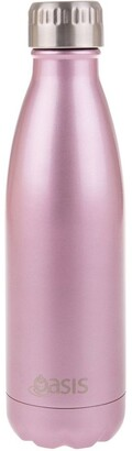 Oasis Stainless Steel Double Wall Insulated Drink Bottle 500ml -