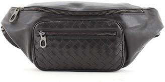 Bottega Veneta Light Waist Bag Intrecciato Leather