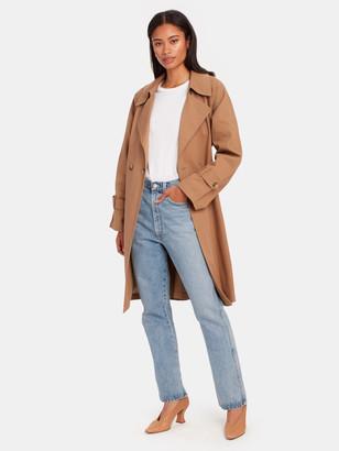 TRAVE Nicolette Oversized Trench Coat