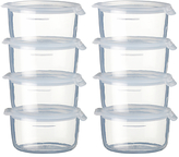 John Lewis Small Freezer Pots, Pack of 8