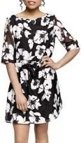 Lovan M Blair Flower Dress