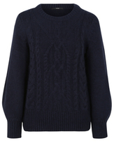 George Cable Knit Jumper