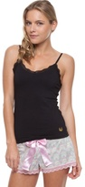 Deshabille Faithful Cami Black