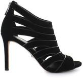 Michael Kors Harper Black Open Toe Sandal
