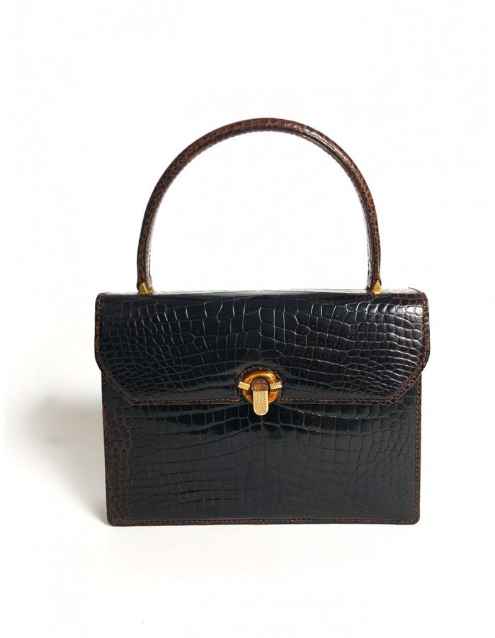 a1c190579856 Gucci Crocodile Handbags - ShopStyle