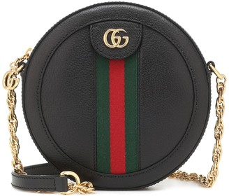 Gucci Ophidia Mini leather shoulder bag
