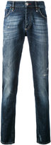 Philipp Plein Akio jeans - men - Cotton/Spandex/Elastane - 30