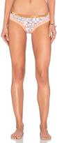 Maaji Salvador's Stripes Bikini Bottom
