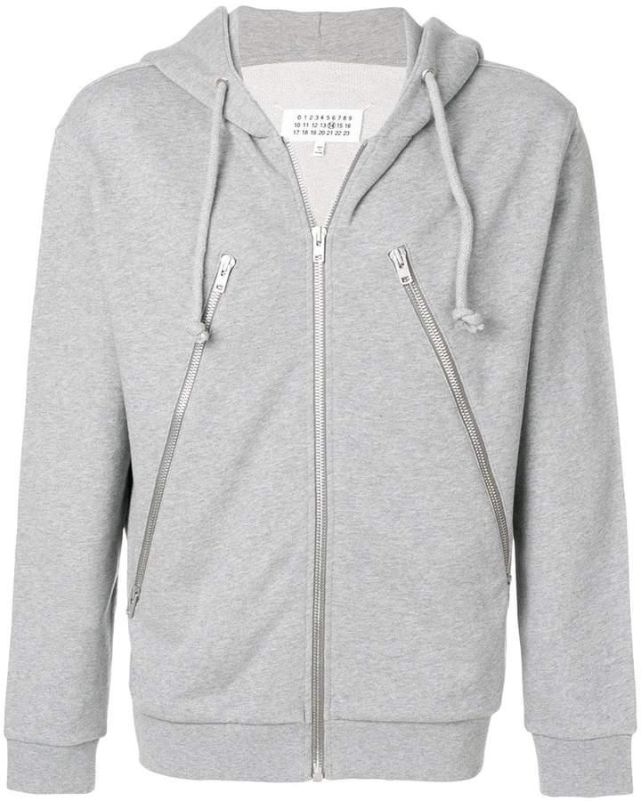 Maison Margiela zip hoodie