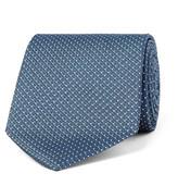 Drake's - 8cm Polka-dot Silk-jacquard Tie