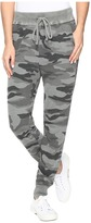 Splendid Camo Jogger Women's Casual Pants