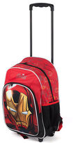 Marvel NEW Iron Man Rolling Backpack