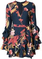 C/Meo Gossamer dress