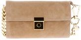 Giuseppe Zanotti Design flap clutch bag