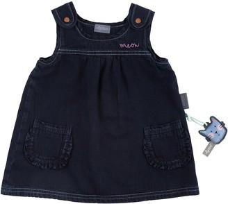 Sigikid Baby Girls' Jeans Kleid Dress