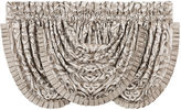 JCPenney QUEEN STREET Queen Street Antonia Waterfall Swag Valance