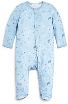 Angel Dear Infant Boys' Dino Print Foootie - Sizes 0-12 Months