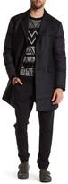 Antony Morato Contrast Sleeve Coat