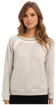 Rebecca Taylor Long Sleeve Chain Sweatshirt