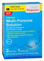 Walgreens Premium Multi-Purpose Solution