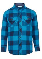 John Lewis Boys' Buffalo Check Long Sleeve Shirt