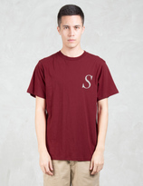 Saturdays NYC Italic Miller S S/S T-Shirt