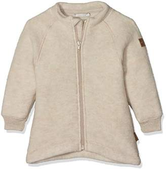 Mikk-Line Baby Boys Kinder Woll-Jacke Jacket